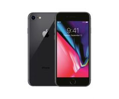 Apple iPhone 8 With FaceTime Space Gray 64GB 4G LTE RN - G