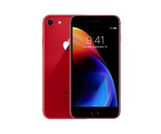 Apple iPhone 8 With FaceTime (Product)Red 64GB 4G LTE RN - S