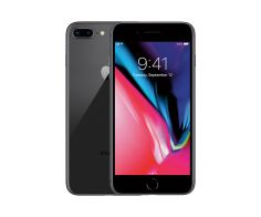 Apple iPhone 8 Plus With FaceTime Space Gray 64GB 4G LTE RN - G