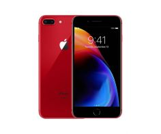 Apple iPhone 8 Plus With FaceTime (Product)Red 64GB 4G LTE RN - S