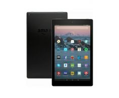 Amazon Fire HD 10, 10.1-inch Tablet with Alexa 64GB - Black