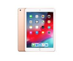 Apple iPad 9.7-inch, 32GB, 6th Generation, Wi-Fi, Gold with FaceTime - S