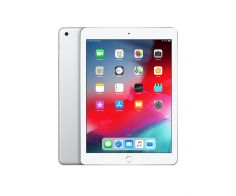Apple iPad 9.7-inch, 32GB, 6th Generation, Wi-Fi, Silver with FaceTime - S