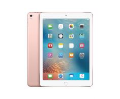 Apple iPad Pro 9.7-inch, 32 GB, Wi-Fi + 4G Rose Gold with FaceTime - P