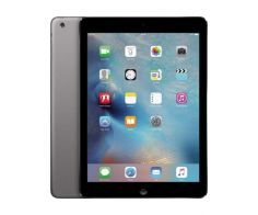 Apple iPad Air, 9.7-inch, 32GB, 1st Generation, Wi-Fi, Space Gray with FaceTime - G