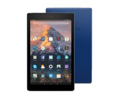 Amazon Fire HD 10, 10.1-inch Tablet with Alexa 64GB - Marine Blue