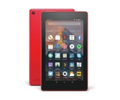 Amazon Fire HD 10, 10.1-inch Tablet with Alexa 32GB - Red