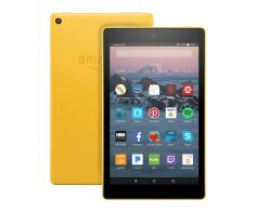 Amazon Fire HD 8, 8-inch Tablet with Alexa 16GB - Yellow