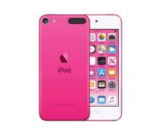 Apple iPod Touch, 6th Generation with FaceTime, Pink 128GB
