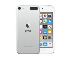 Apple iPod Touch, 6th Generation with FaceTime, Silver 128GB