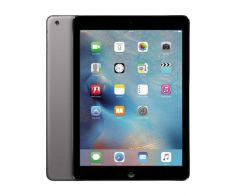 Apple iPad Air, 9.7-inch, 16GB, 1st Generation, Wi-Fi, Space Gray with FaceTime