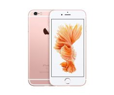Apple iPhone 6s With FaceTime Rose Gold 16GB 4G LTE RN - G
