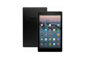 Amazon Fire HD 10 Tablet with Alexa 32GB - Black