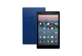 Amazon Fire HD 10 Tablet with Alexa 32GB - Marine Blue