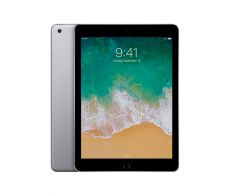 Apple iPad 9.7-inch, 32GB, 5th Generation, Wi-Fi, Space Gray with FaceTime - S